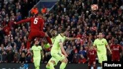 تیم لیورپول با این پیروزی برای پنجمین بار در لیگ قهرمانان با نتیجه ای ۴-۰ پیروز می شود.