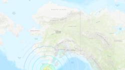 阿拉斯加半島附近發生強震 夏威夷發佈海嘯預警