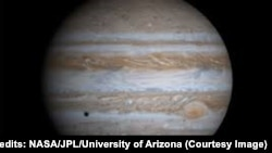 ناسا امیدوار است ماموریت جونو پرده از اسرار نهفته ژوپیتر بردارد و به درک پیدایش منظومه شمسی کمک کند.