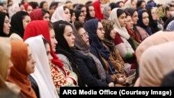 Afg'on ayollari toliblar hukmronligi paytida nihoyatda ezilganini aytadi