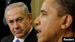 El presidente Barack Obama se reúne con el primer ministro israelí Benjamin Netanyahu la próxima semana en Israel. El tema principal será la capacidad nuclear de Irán.