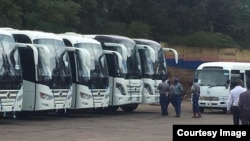 President Emmerson Mnangagwa Commissions Zupco Buses 4