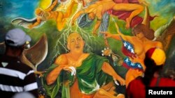 De no preservarse, el recuerdo del líder bolivariano quedaría reducido a sus fotos y pinturas.