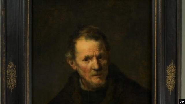Rembrandt's 'St. Bartholomew,' stolen from the Worcester Art Museum in 1972, was recovered in the barn of a pig farm.