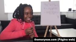 Esther Okade Genio Matematica Nigeria