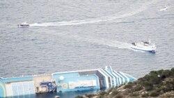 امید یافتن بازماندگان در کشتی تفریحی بسرعت کمرنگ می شود