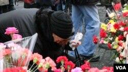 Украина поминает погибших