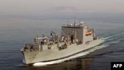 Tàu tiếp liệu đạn dược và đồ khô USNS Richard E. Byrd