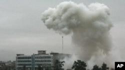 2月12日塔利班反叛分子袭击坎大哈市