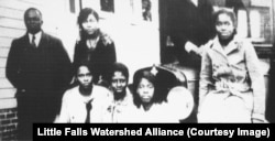 After the Civil War, freed slaves bought land. By the turn of the [20th] century, the next generation was growing up and becoming members of the River Road African American community.