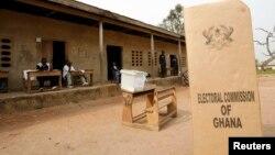 Tambarin Hukumar Zaben Ghana