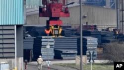 Сталелитейный завод Круппа, Германия