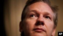 Ο ιδρυτής της WikiLeaks, Τζούλιαν Ασσάνζ