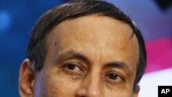 巴基斯坦驻美大使侯赛因·哈卡尼(资料照片)