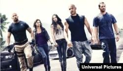 فصل هفتم از مجموعه سینمائی «سریع و خشمگین» Furious 7