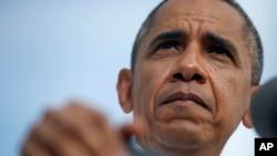 Barack Obama abogó por acabar con algunas políticas tributarias e invertir más en educación e infraestructura.