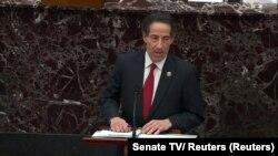 Azil yöneticilerinin başkanı Maryland eyaletinden Demokrat Partili Temsilciler Meclisi Üyesi Jamie Raskin