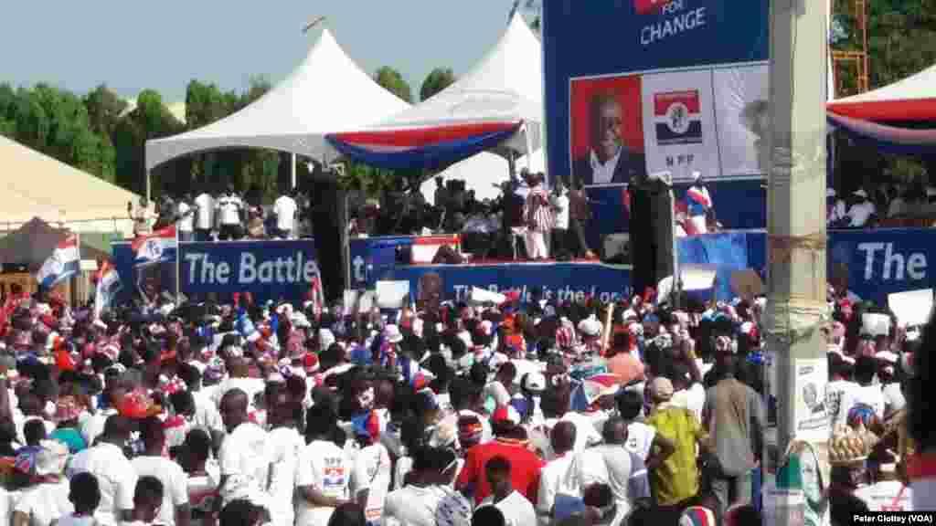 Zaben Ghana 2016, Disamba 05, 2016
