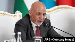 صدر غني وایي افغان عسکر د خپلې خاورې دفاع کولی شي