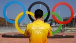 အိုလံပစ္ ျမန္မာအားကစားအဖြဲ႔ Rio ေရာက္ၿပီ