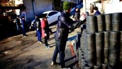 탈북 청소년들 소외된 이웃에 연탄배달 봉사