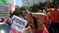 Brasil: Manifestações anti-Temer em várias cidades