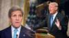 John Kerry Yayi Tur Da Matakin Da Trump Ya Dauka Kan Yarjejeniyar Nukiliyar Iran.