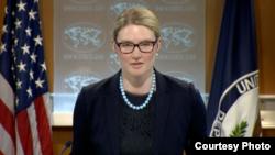 美國國務院代理發言人瑪麗•哈夫(美國國務院)