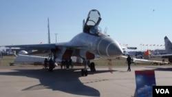蘇-35戰鬥機。