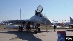 苏-35战斗机。