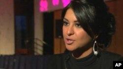Iranian bikini designer, Tala Raassi