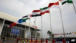 The Asian Games were held in My Dinh National Stadium in 2009.