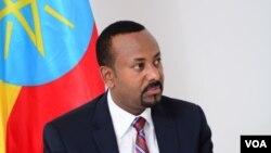 Waziri Mkuu wa Ethiopia Abiy Ahmed