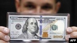 Более миллиарда новых 100-долларовых купюр пылятся на складах Казначейства