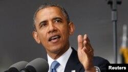 奥巴马总统在西点军校毕业典礼上发表讲话