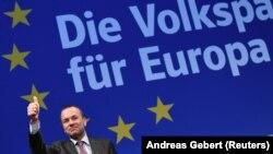 Avrupa Halk Partisi EPP'nin Avrupa Komisyonu Başkan Adayı Manfred Weber