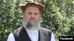 محمد نبي احمدي د جمعې په ورځ په پښور کې تښتول شوی دی