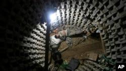 اسرائیل ته د حماس خفیه سرنگ