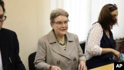 Светлана Ганнушкина. Архивное фото.
