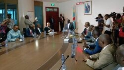 """Début des """"consultations formelles"""" pour la formation du gouvernement congolais"""