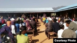 Bum Tsit Pa စစ္ေရွာင္စခန္း ေက်ာင္း ခရစၥမတ္ (Concern, Care and Contribute to the IDPs NOW)