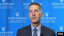 Profesor na Univerzitetu Džons Hopkins Edvard Džozef (arhivska fotografija)