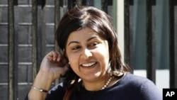 سعیدہ وارثی (فائل فوٹو)