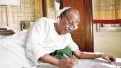 করোনা আক্রান্ত হয়ে কলকাতায় মারা গেছেন কবি শঙ্খ ঘোষ