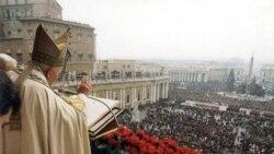 پاپ خواستار پايان نبرد در ليبی و توسل به ديپلماسی شد