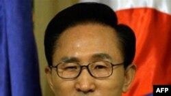 Tổng thống Lee Myung-bak