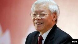 """Tổng bí thư Nguyễn Phú Trọng từng tuyên bố """"diệt chuột đừng để vỡ bình""""."""