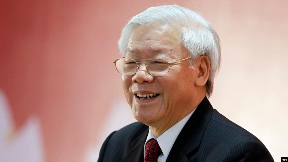 Tổng Bí thư Nguyễn Phú Trọng. (Ảnh tư liệu)