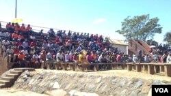 Izisebenzi zinanza usuku lweWorld Labor Day koBulawayo.