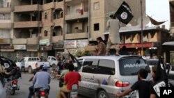 د عراق د داعش اسلامي سخت دریځه ډله